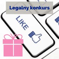 legalny konkurs na facebooku