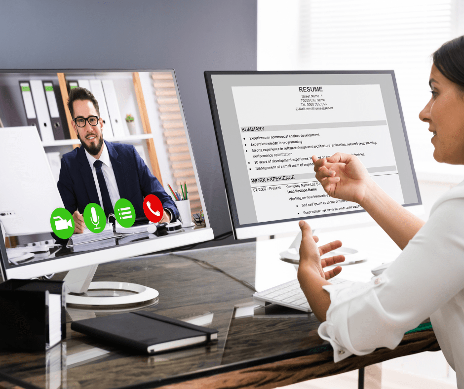 Jak przygotować się do rozmowy z wirtualną asystentką - cykl porad