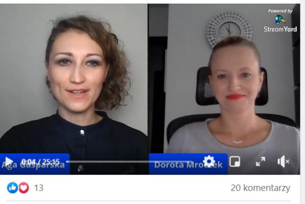 wywiad dorota mroczek wirtualna asystentka co robi jak pracuje wirtualna asystentka
